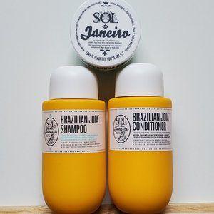 Sol Janeiro Cabana Cream & Brazilian Shampoo